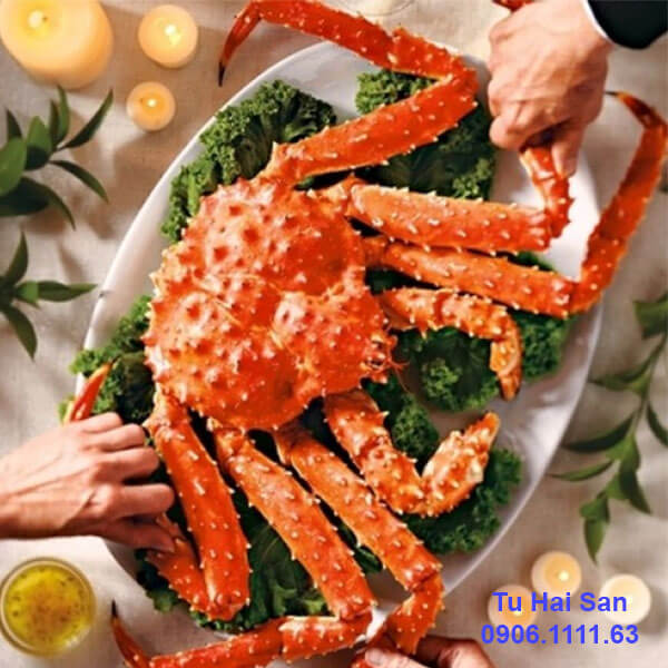 cua king crab